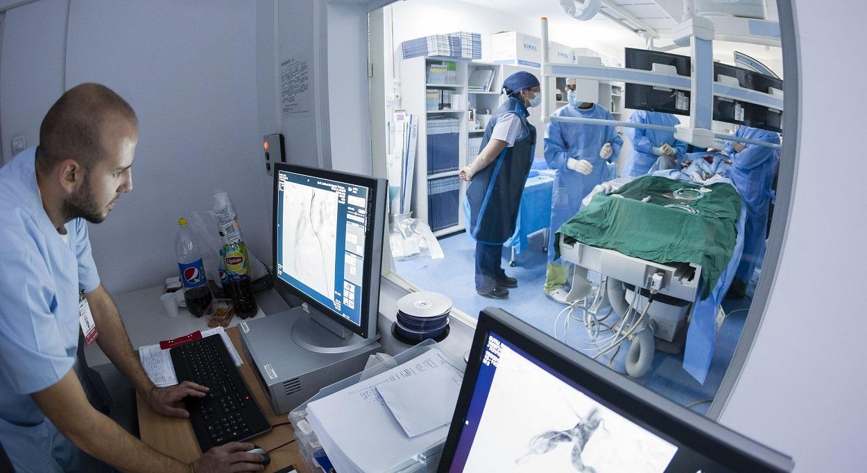 Spital operație chirurgie sănătate InquamPhotos - Cornel Putan