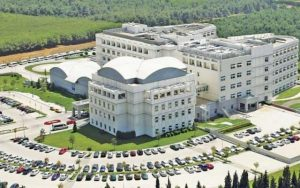 proiect macheta Spitalul Regional Iasi