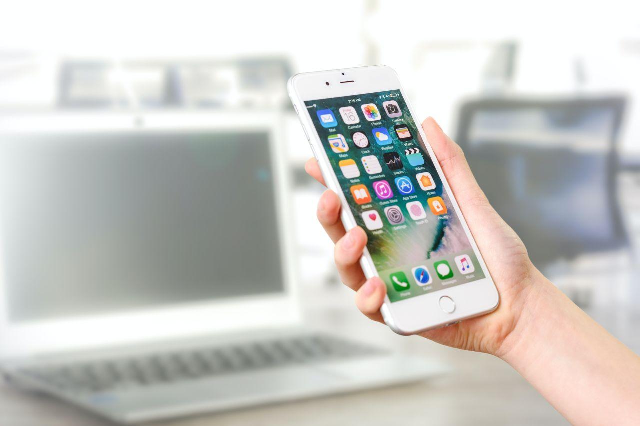 aplicatii mobil pexels