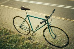 bicicleta si pista