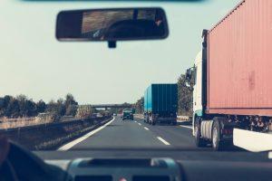 camioane, sosea