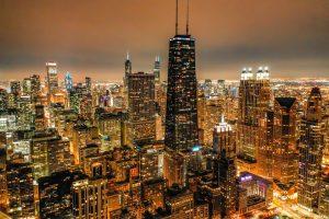 chicago, SUA, birouri
