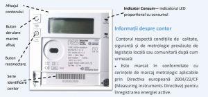 contoare Electrica SA