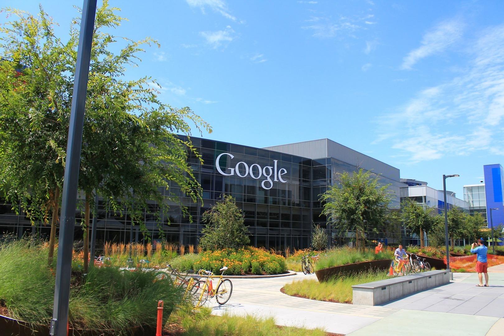 google, sediu