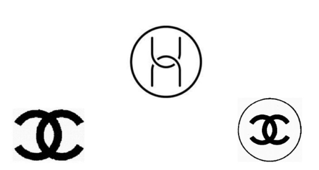 logo Chanel si Huawei sursa wikipedia