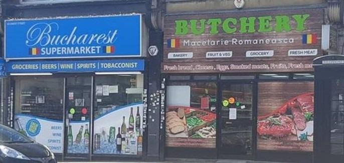 Magazine românești în Londra
