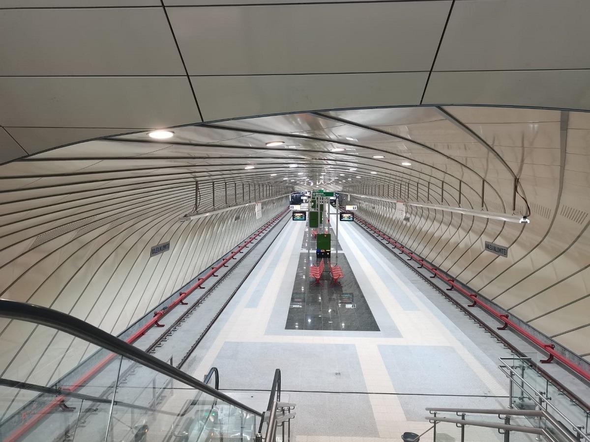 metrou drumul taberei, metrorex, valea ialomitei
