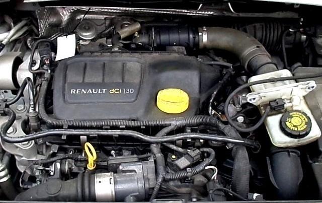 motor diesel renault