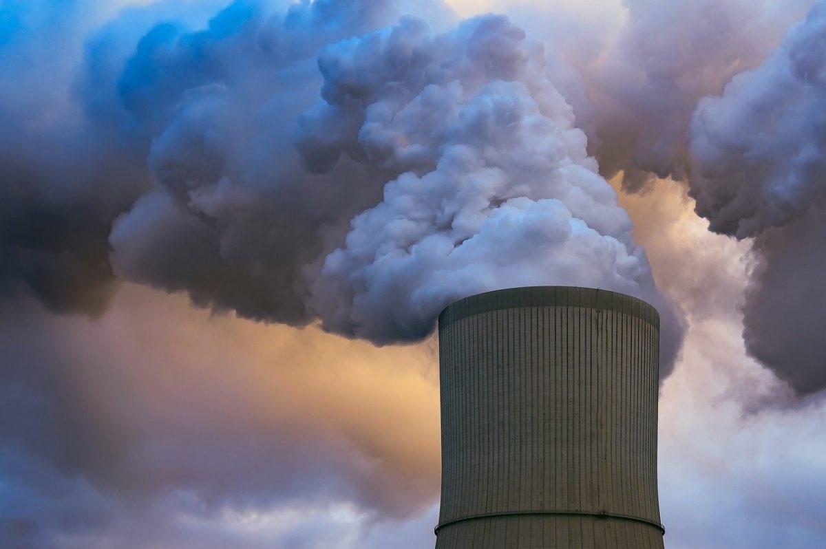 poluare, emisii