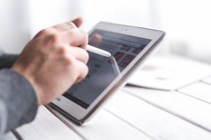 tableta, scoala online, educatie online