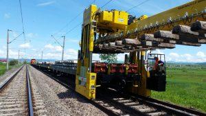 tren de lucru