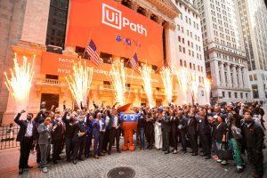 uipath new york stock exchange