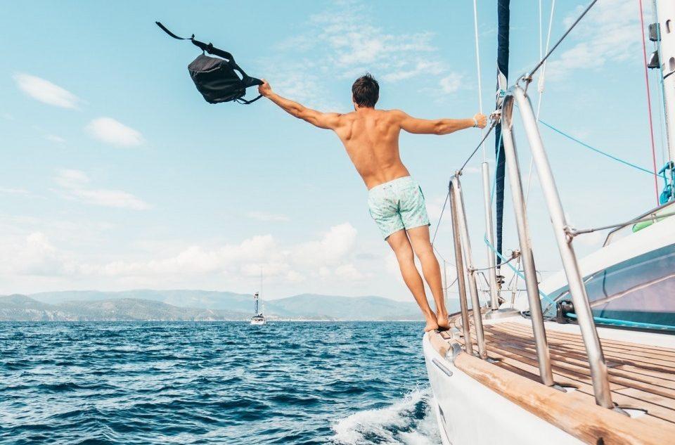 yacht party mare petrecere vacanta concendiu