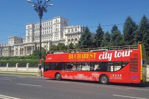 Autobuz Bucharest City Tour