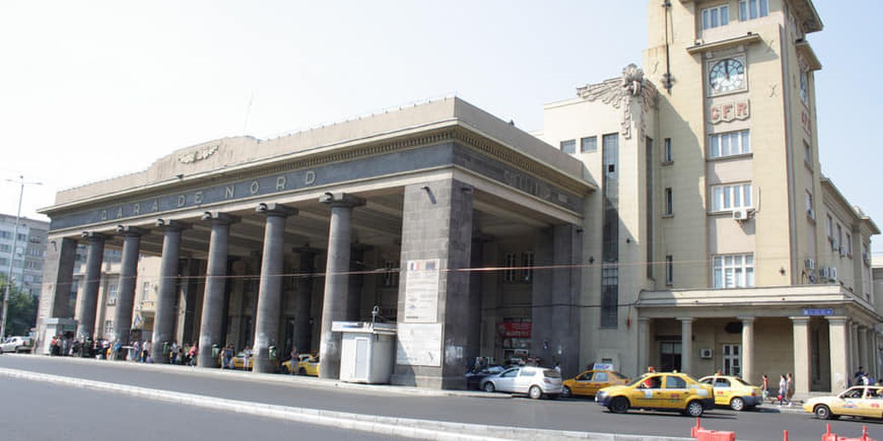 Gara de Nord Bucureşti