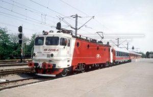 Locomotivă CFR Călători