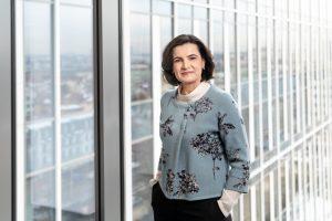 Mihaela Bitu, CEO ING Bank Romania
