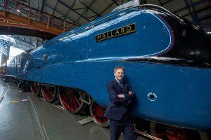 Ministrul britanic al transporturilor, Grant Shapps