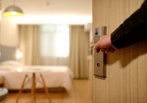 hotel intrare