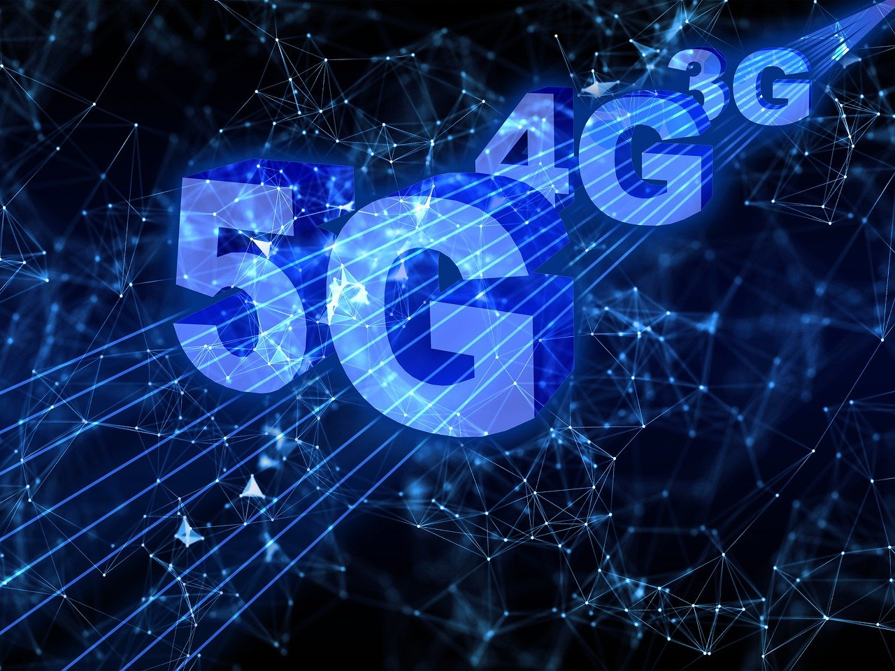 tehnologia 5G Sursa foto Pixabay
