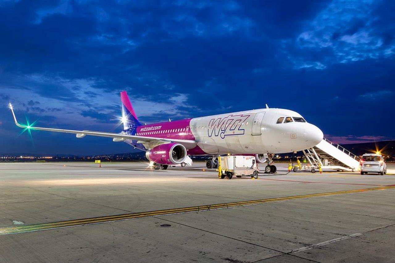 wizz, avion