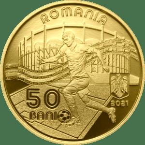 BNR Moneda Euro 2020