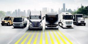Daimler Trucks camioane