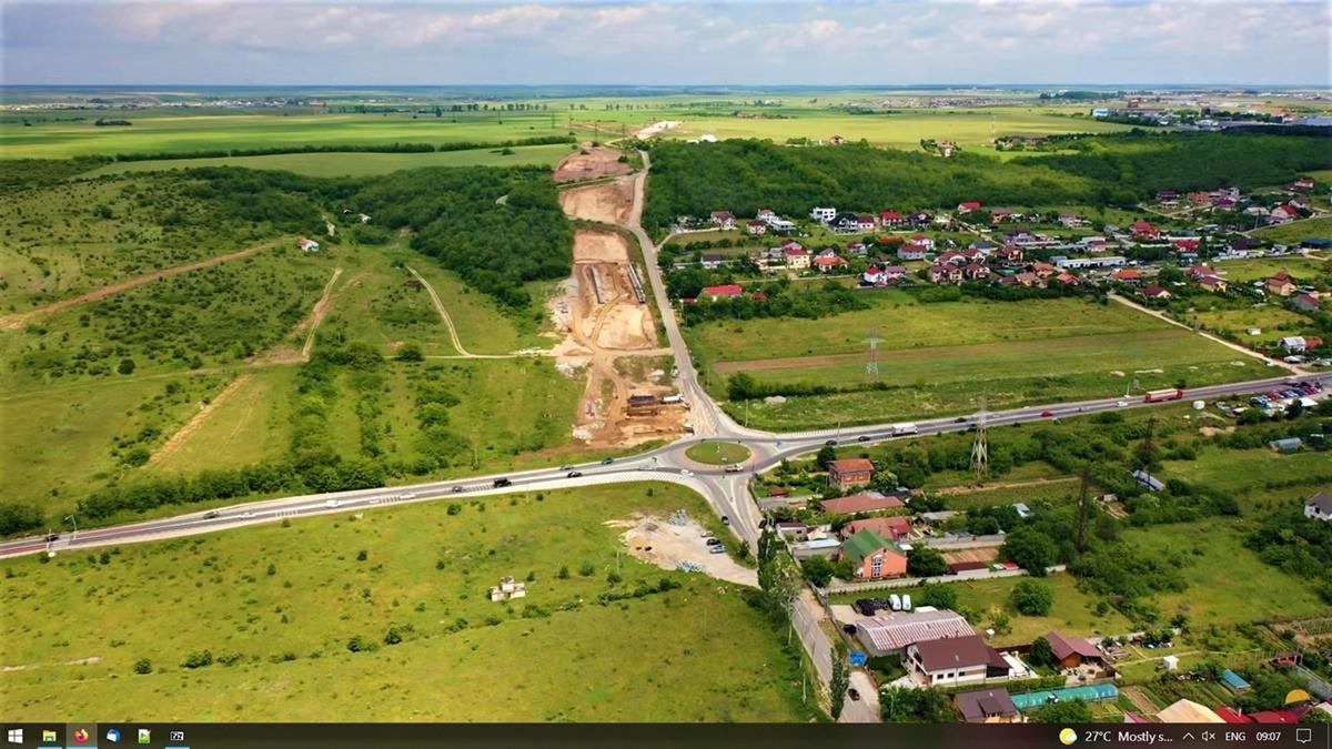 Drum Expres Craiova - Pitesti