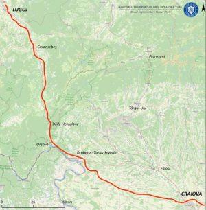 Drum Rapid Craiova - Lugoj