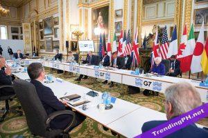 G7 : summit London