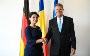 Iulia Ramona Chiriac Reprezentanța Comisiei Europene Klaus Iohannis