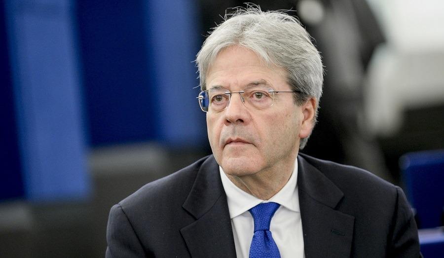 Paolo Gentiloni - sursa Comisia Europeană
