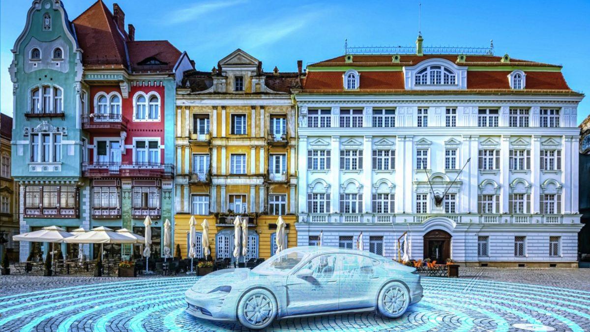 Porsche Timișoara