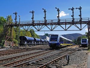 Trenuri, Alstom