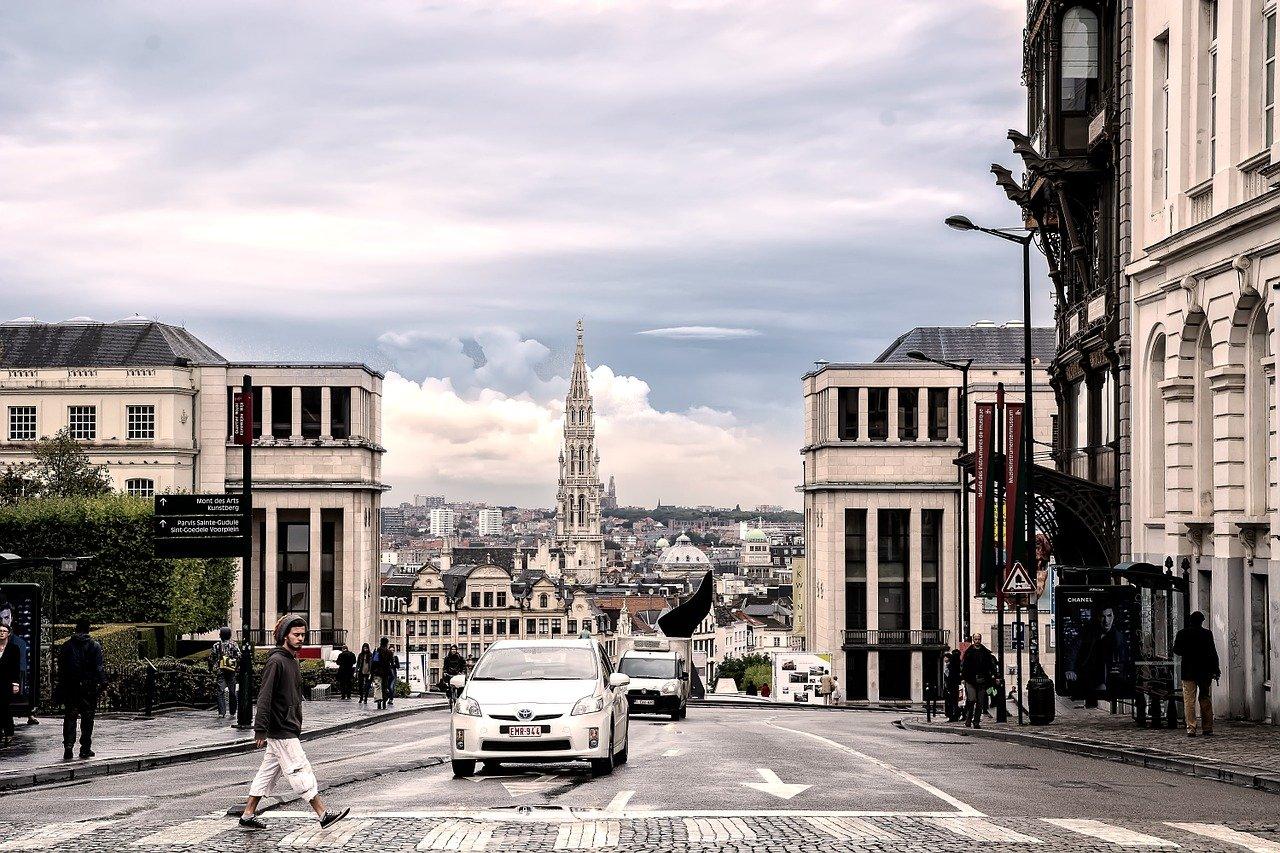 Belgia, Bruxelles