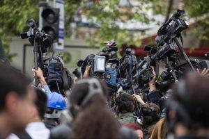 camere, filmare, presa, televiziune