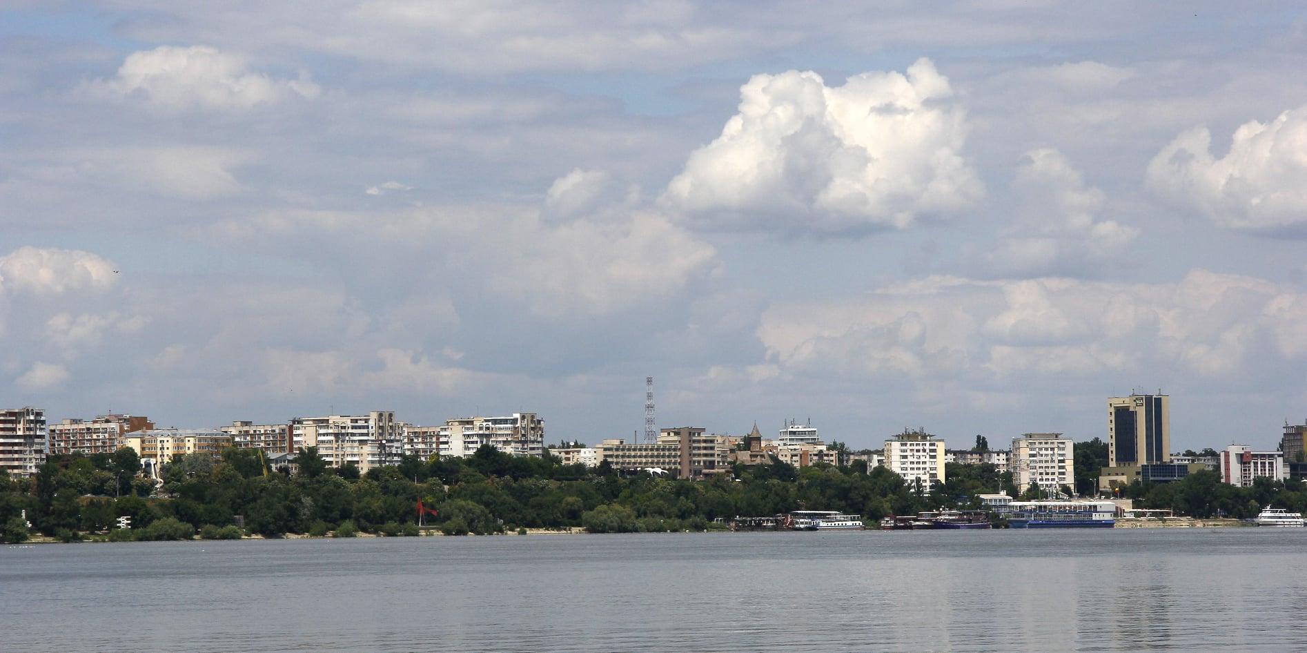 faleza Dunăre Galati
