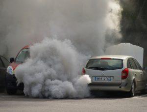 masina, poluare, emisii carbon