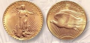 moneda aur colectie sua record dolari