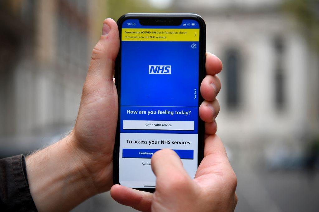 app NHS