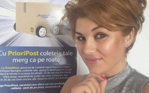Cristina Oțelea Poșta Română