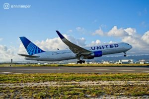 United Airlines, avion