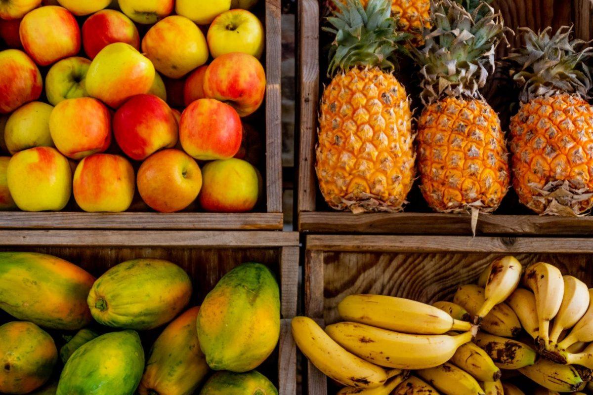 Fructe exotice - Pexels