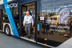 Emil Boc, autobuz smart