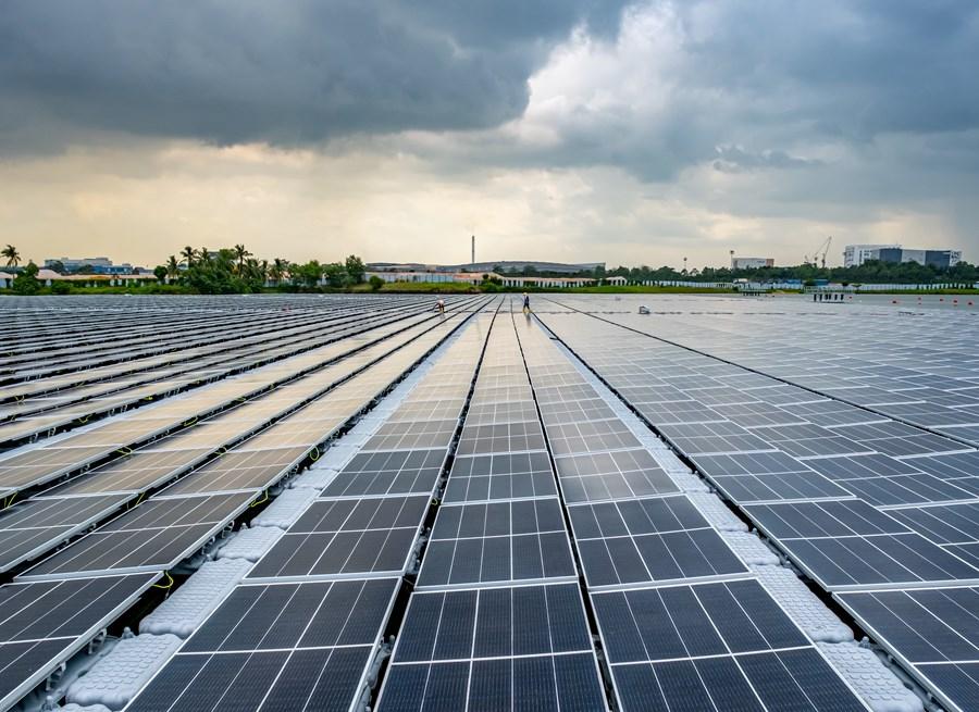 centrala fotovoltaica, Singapore