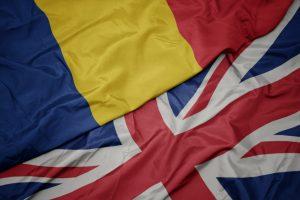 Marea Britanie Romania