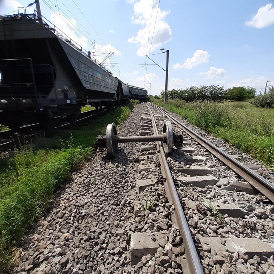 tren deraiat Sursa foto Lucian Luci Facebook 1