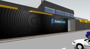 Randare centru de date ClusterPower