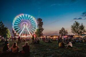 festival, Electric Castle