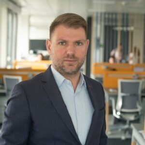 Bogdan Gubandru Head of Investment Crosspoint Real Estate